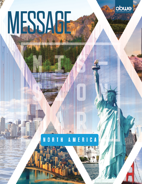 The Message magazine