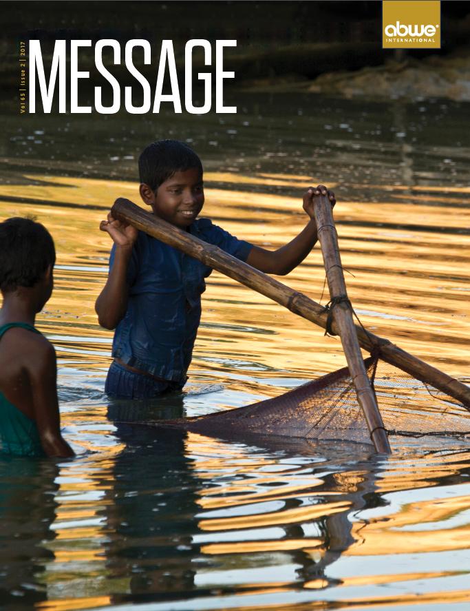 The Message magazine