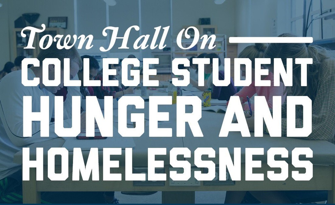#HungerTownHall Sheds Light on Housing and Food Insecurity on Community College Campuses