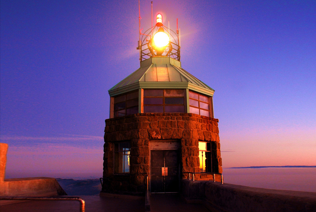 The Lighting of a Beacon
