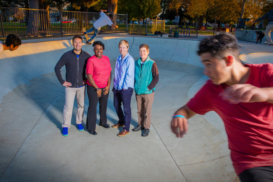 Is Skateboarding the New Soccer?
