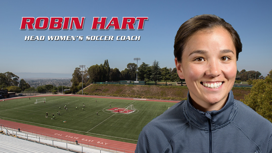 Cal State East Bay Women's Soccer Team Selects Robin Hart as Head Coach