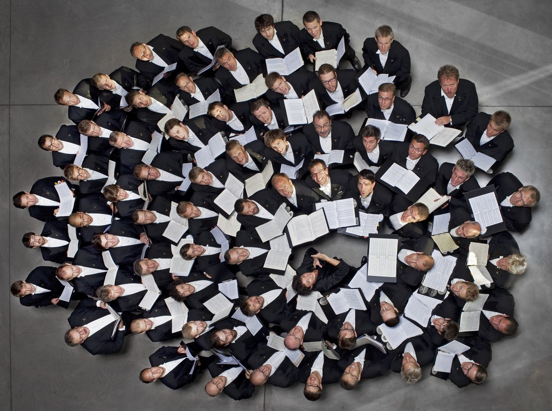 Cal State East Bay to Host World-Renowned Orphei Drängar Male Chorus