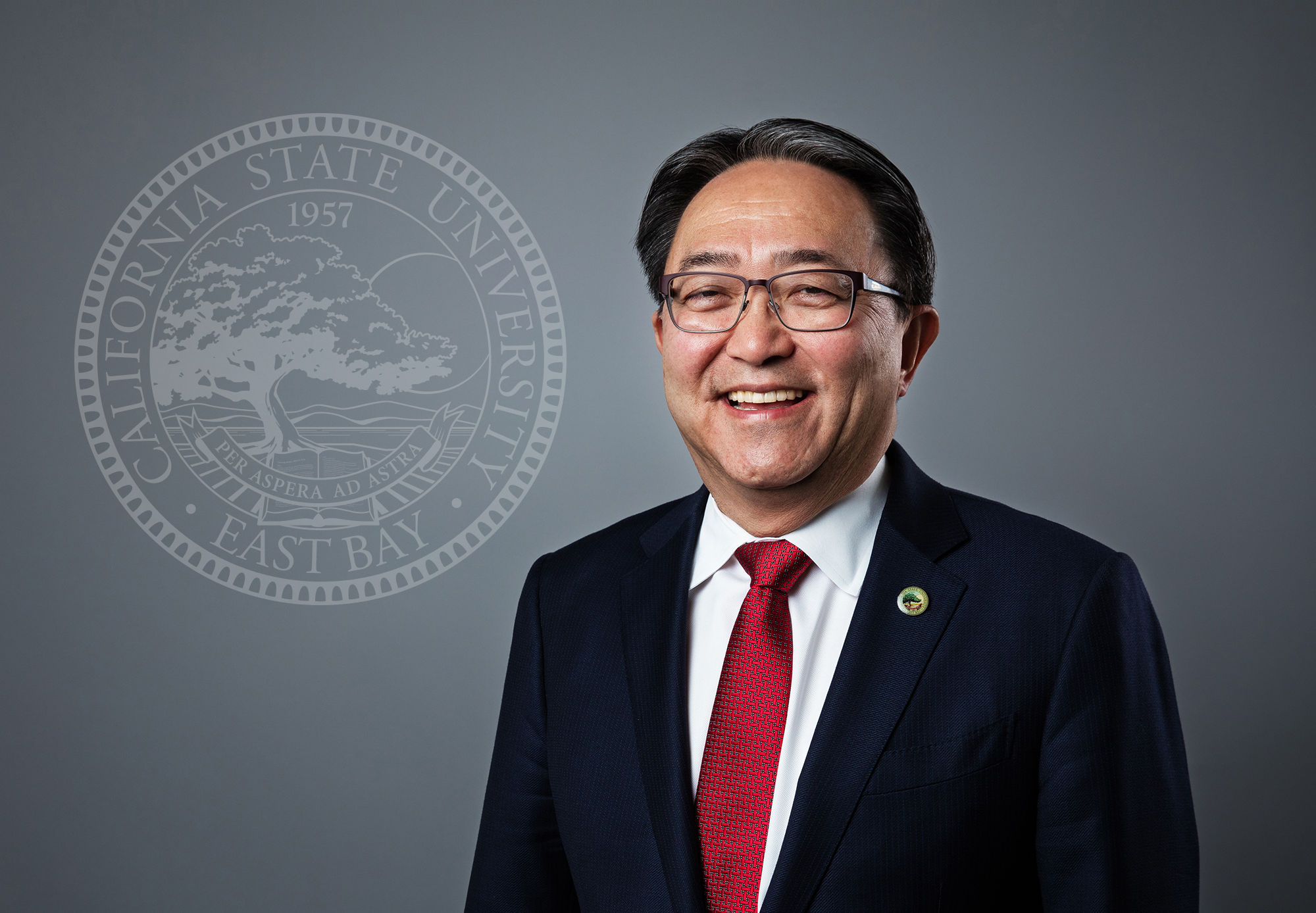 President Leroy M. Morishita announces retirement
