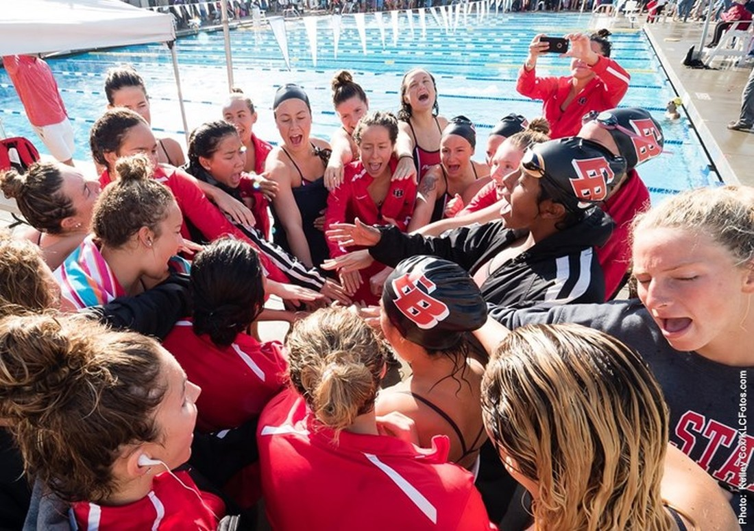 Cal State East Bay Swimming to Send Six Athletes to NCAA Championships