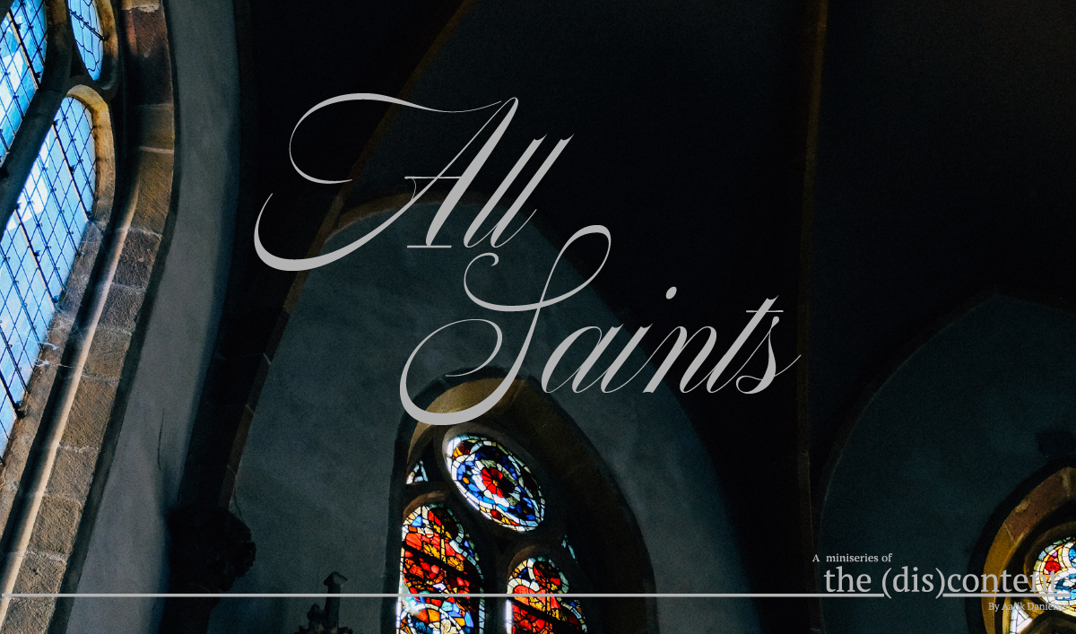 All Saints: Cloud of Witnesses