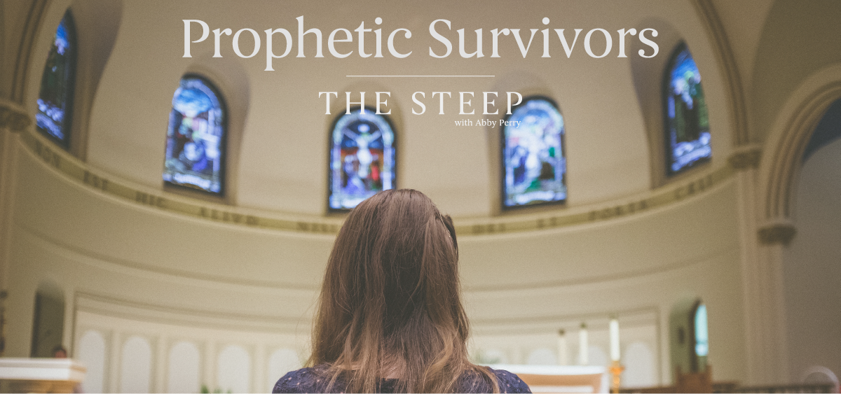 Prophetic Survivors: Jules Woodson