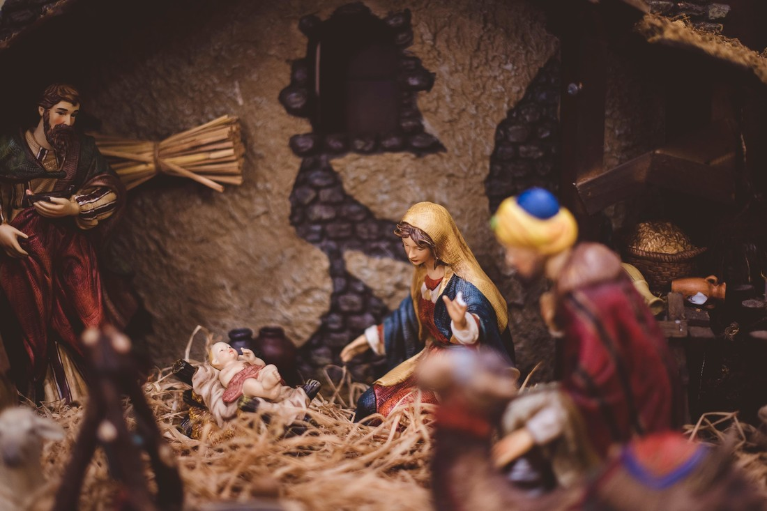 Don't Miss the Humanity of Christmas