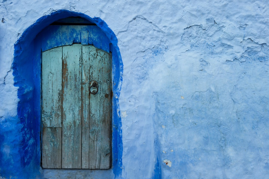 Romance, Refugees, and Magical Doors
