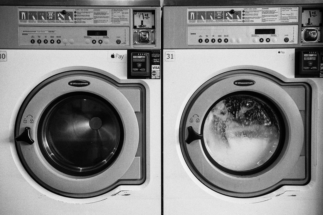 Lessons from the Laundromat