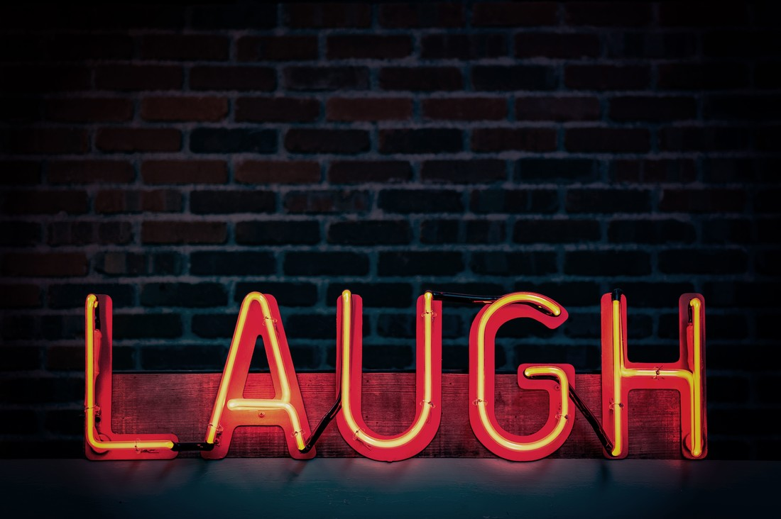 Why Finding the Funny is Good for Our Hearts and Souls