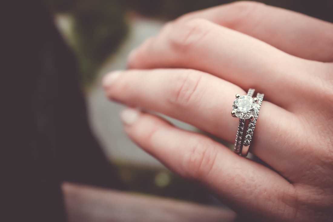 With this ring, I thee wed. • Fathom Mag