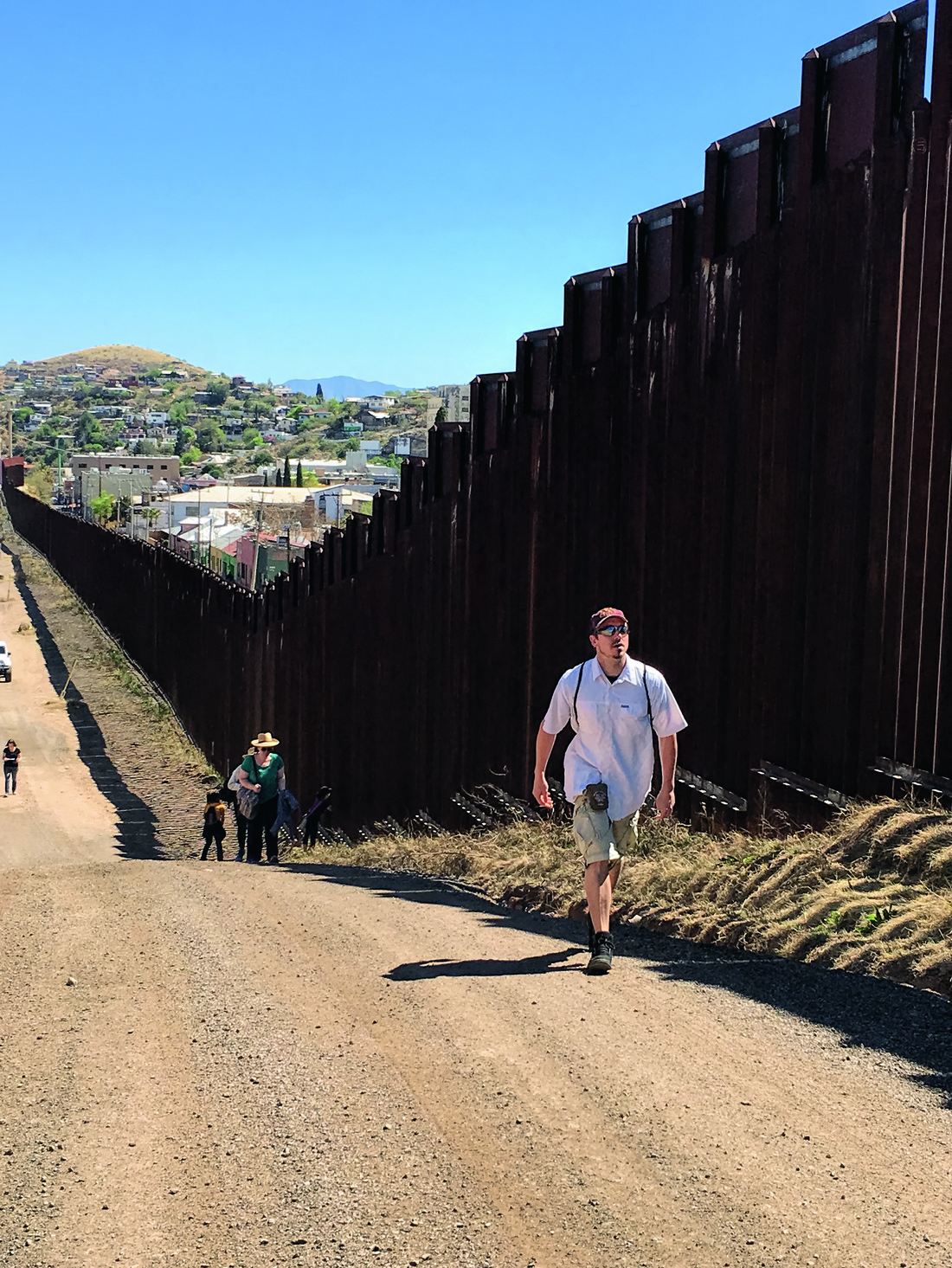 Tales from the border