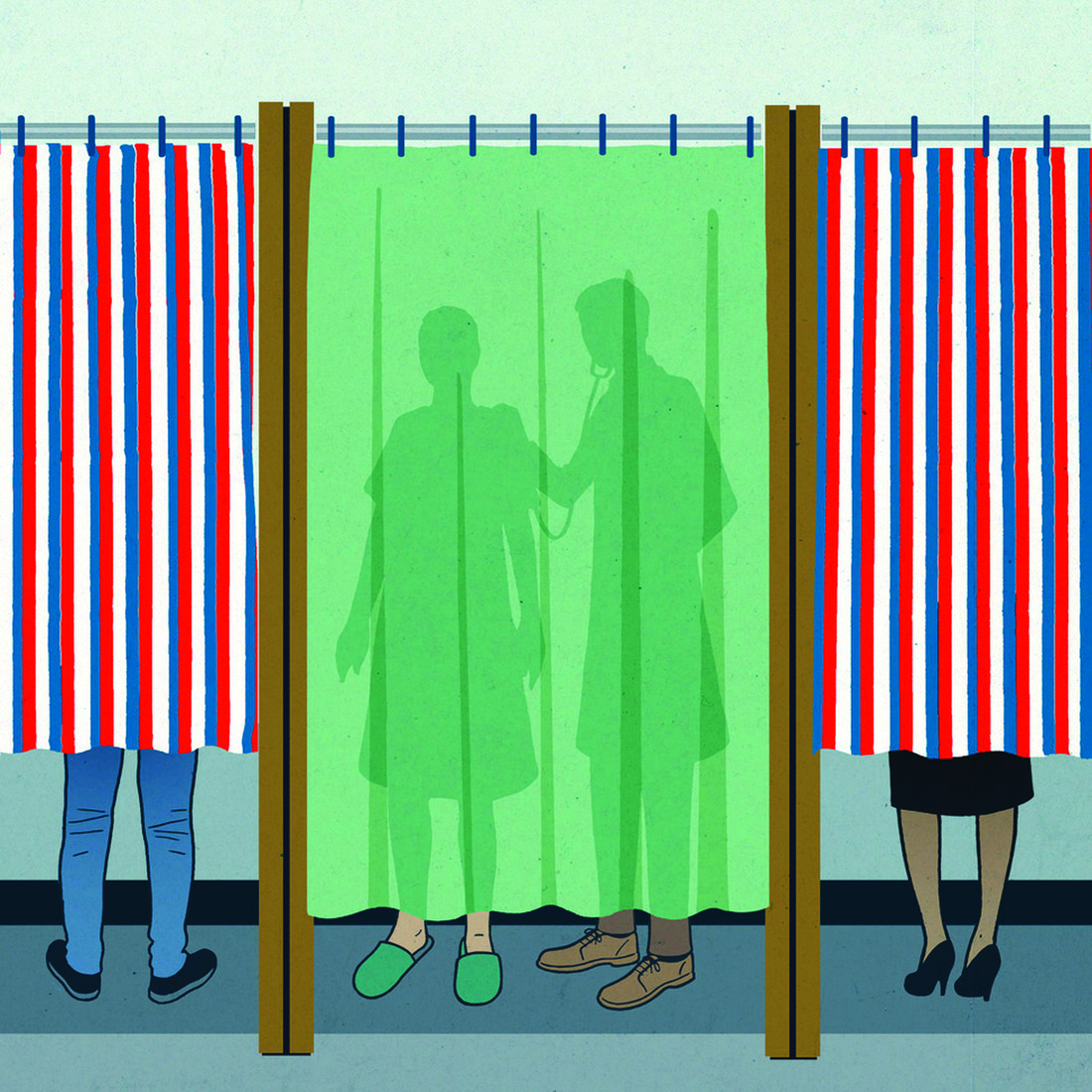 Health and voting