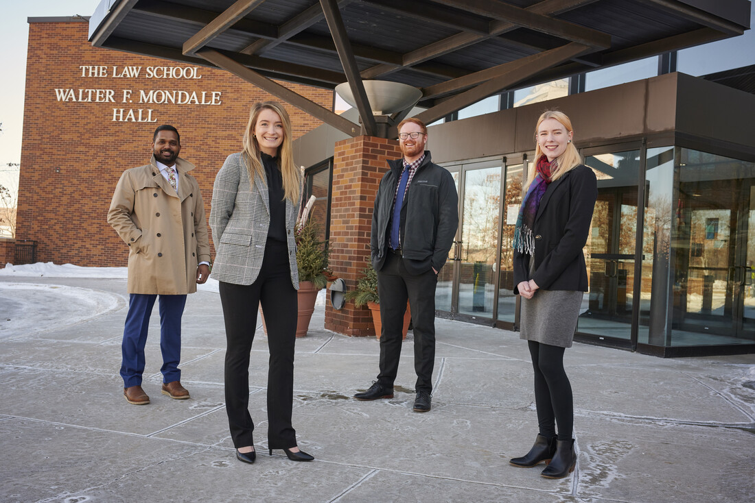 Minnesota Law Students Get Hands on Experience with Presidential Policymaking