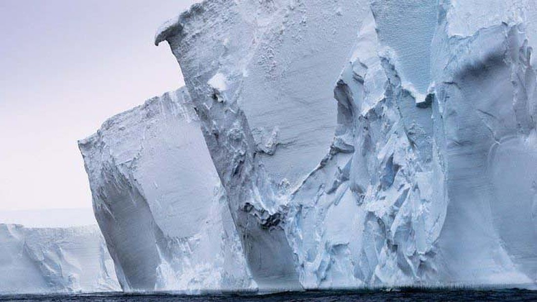How can you predict the melt rate of a glacier?