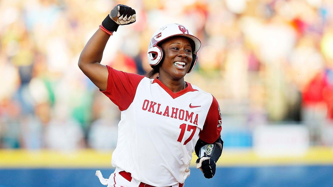 Sooner Softball Captures Title