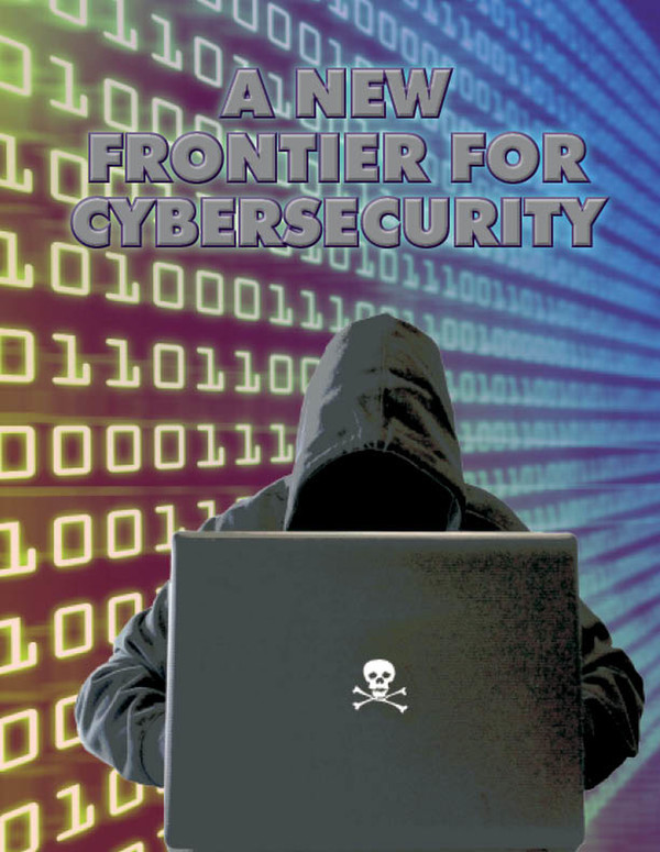 A New Frontier for Cybersecurity • Sooner Magazine