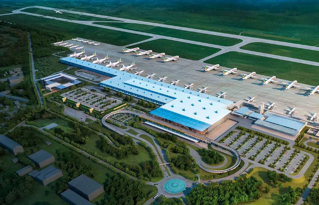 A New Terminal for Bole International Airport