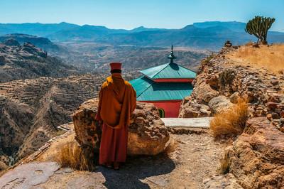 Community Trekking in the Ethiopian Highlands • Selamta