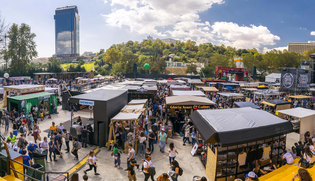 Istanbul's Coffee Festival