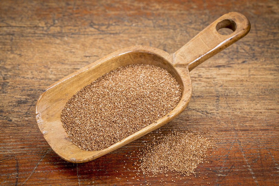 Teff: The World's New Superfood