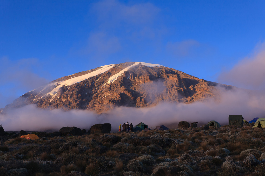 Fabulous Feats on Mt. Kilimanjaro