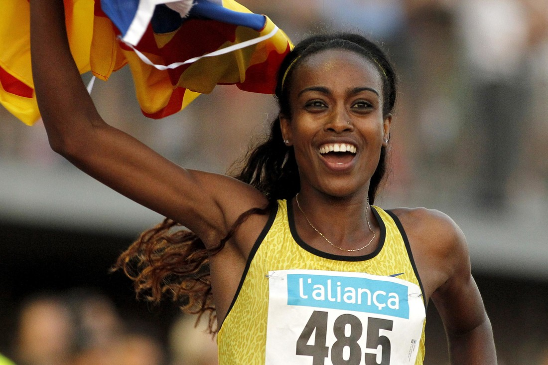 The Unstoppable Genzebe Dibaba