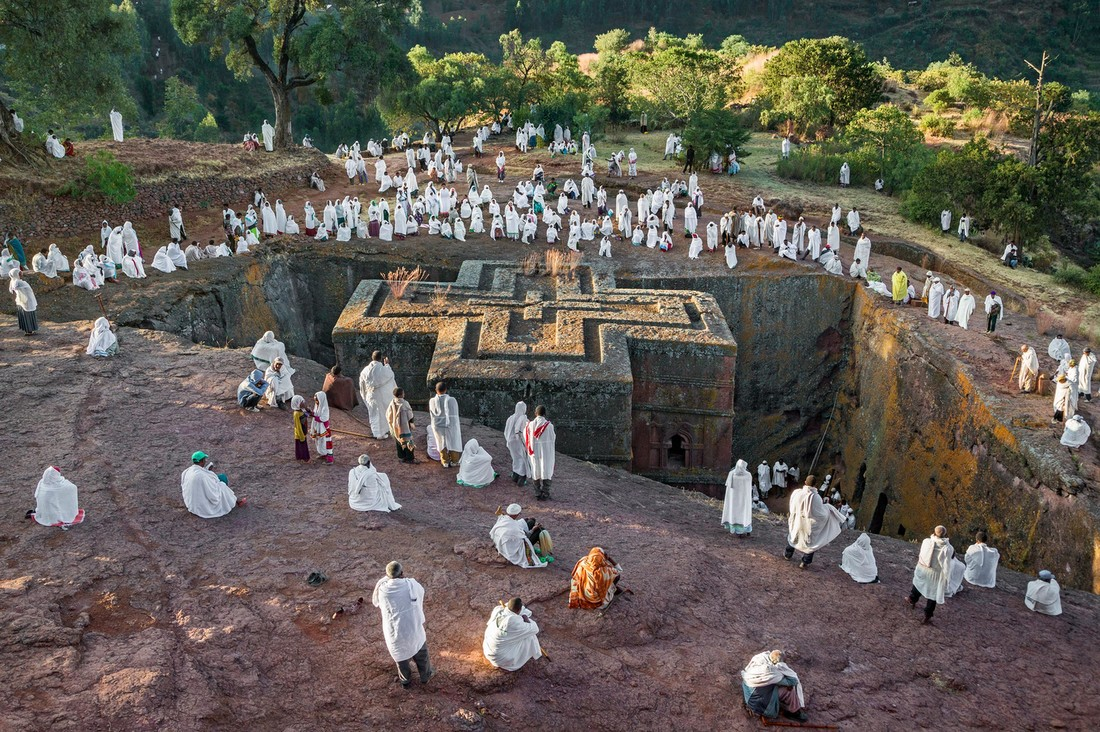 Ethiopia's Ancient Churches