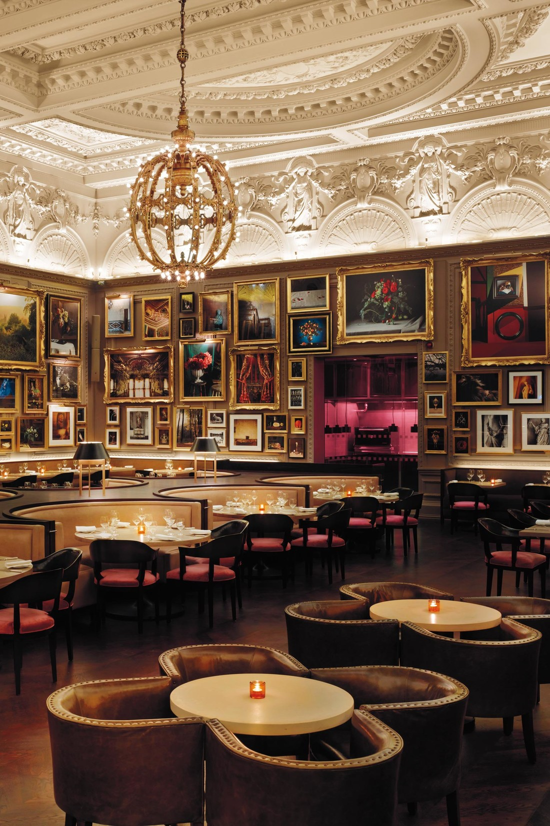 London's Best Hotel Restaurants