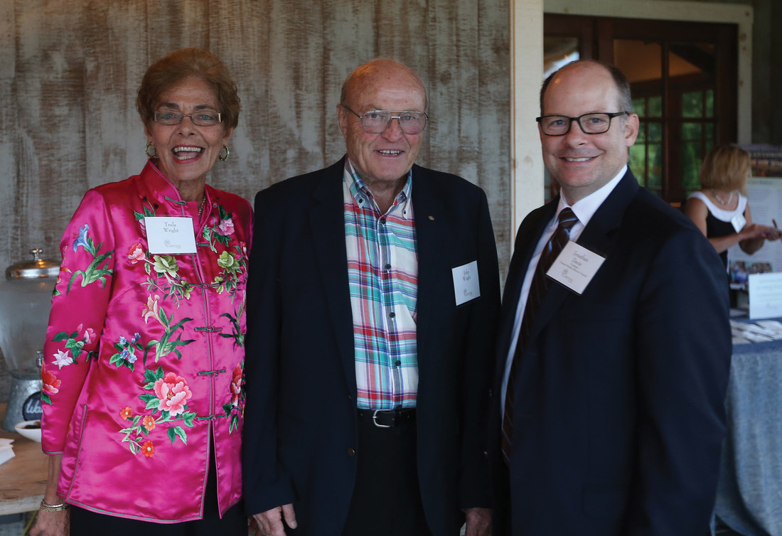 Martha Jefferson Capstone Society Reception, Dinner and Member Induction