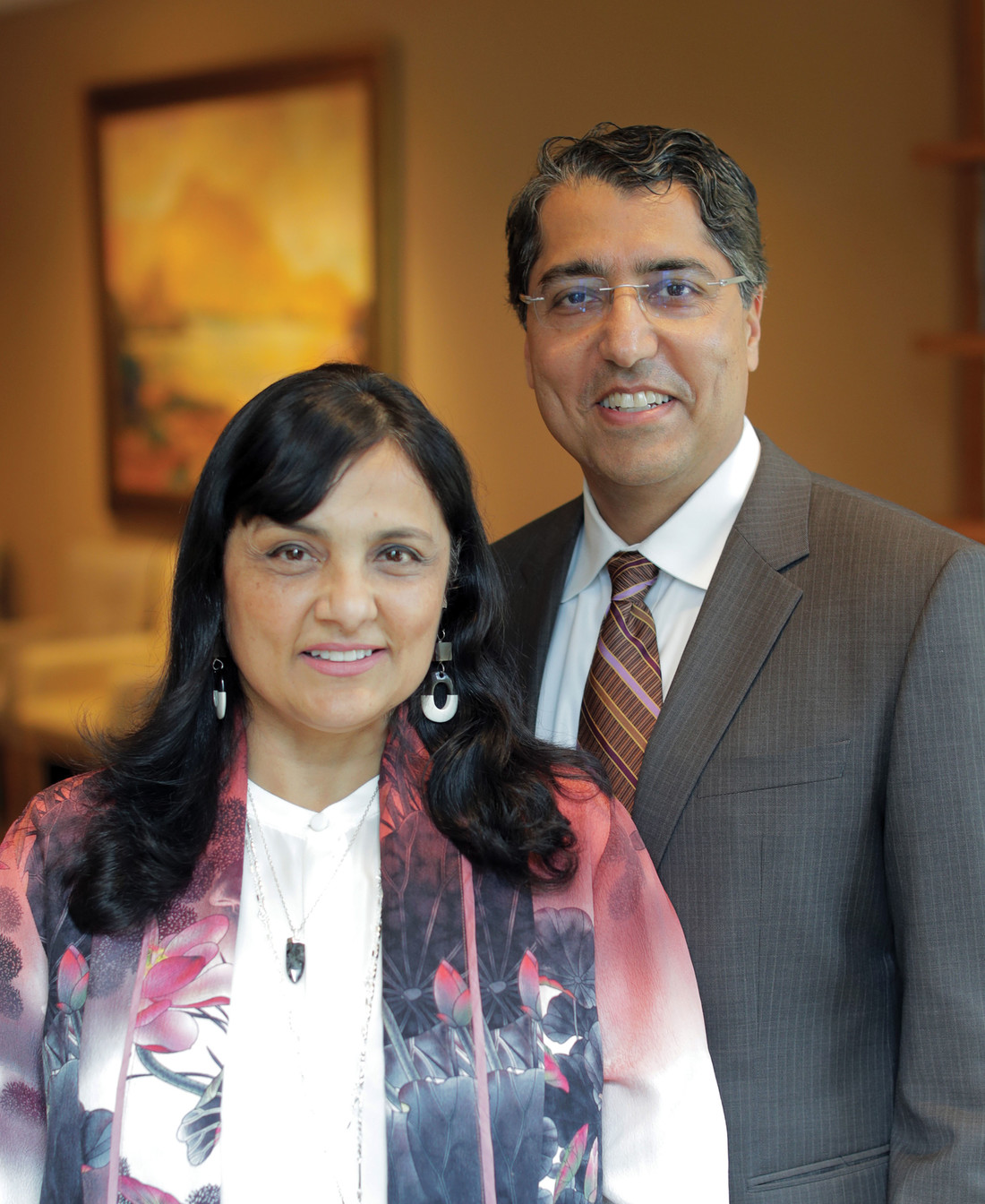 Philanthropic Professionals: Two Physicians Dedicated to Giving Back