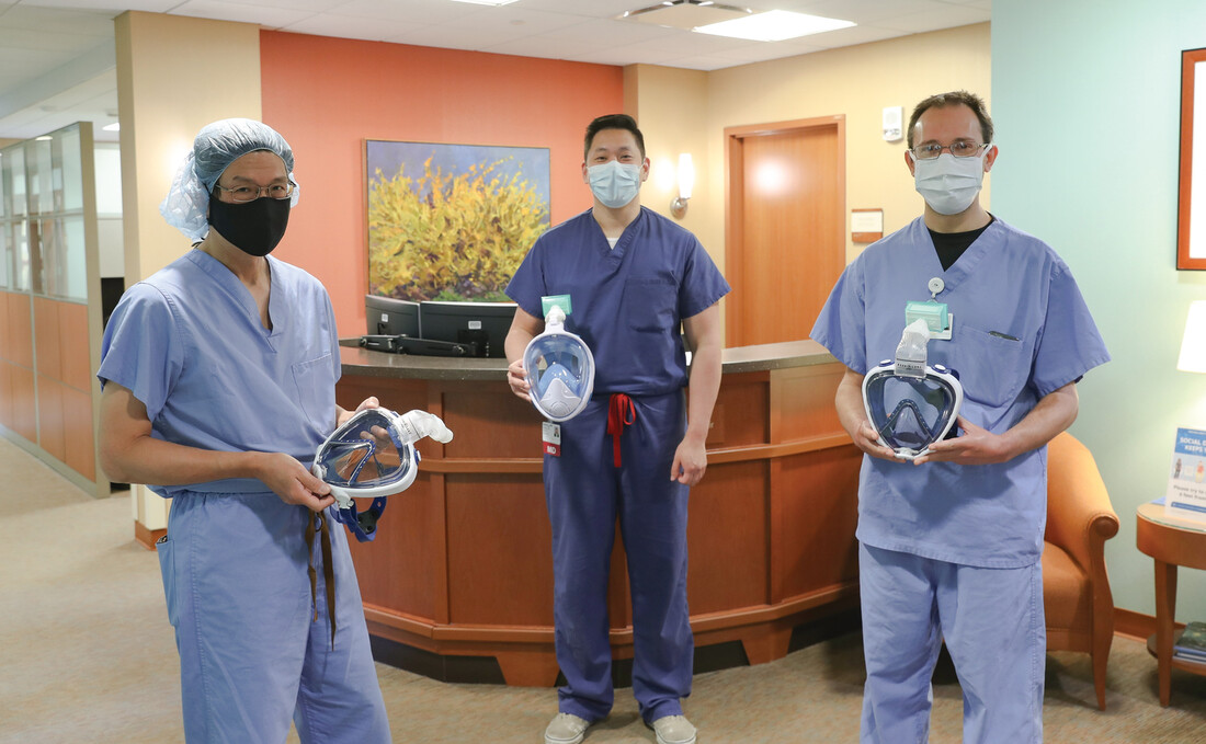 Mini-Story: Sentara Martha Jefferson Neurosurgeons Innovate to Save Lives