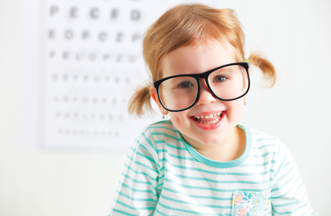 Vision Problems in Young Children