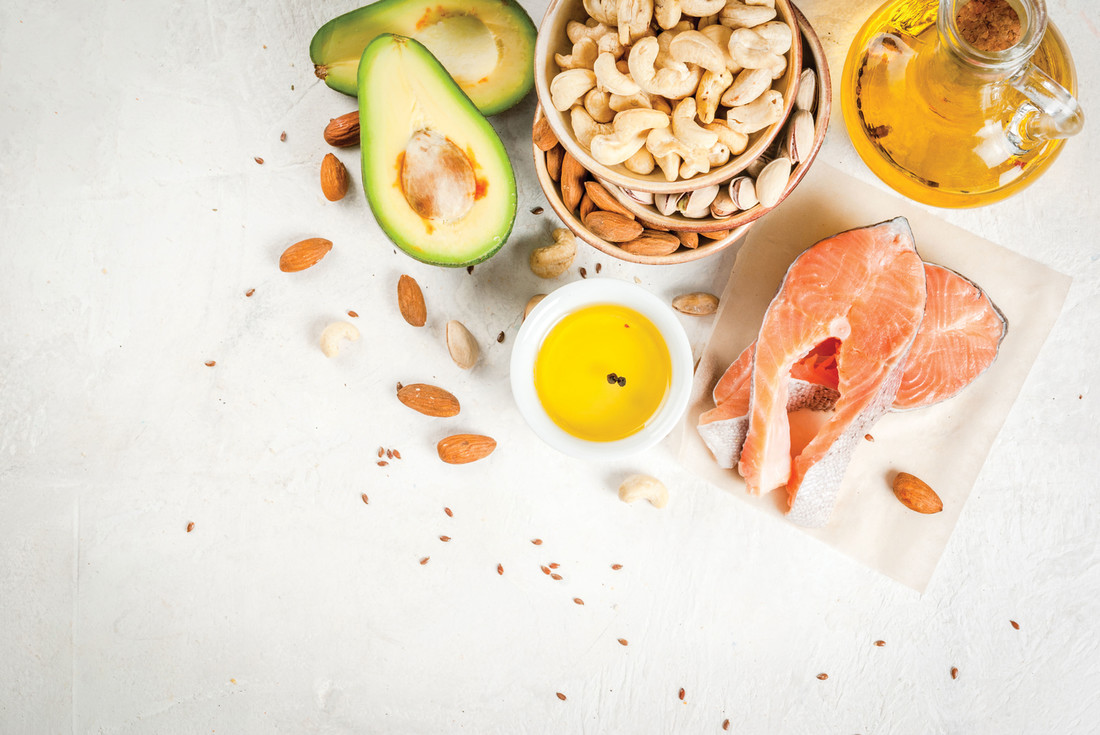 Eat Healthy Fats for aHealthy Diet