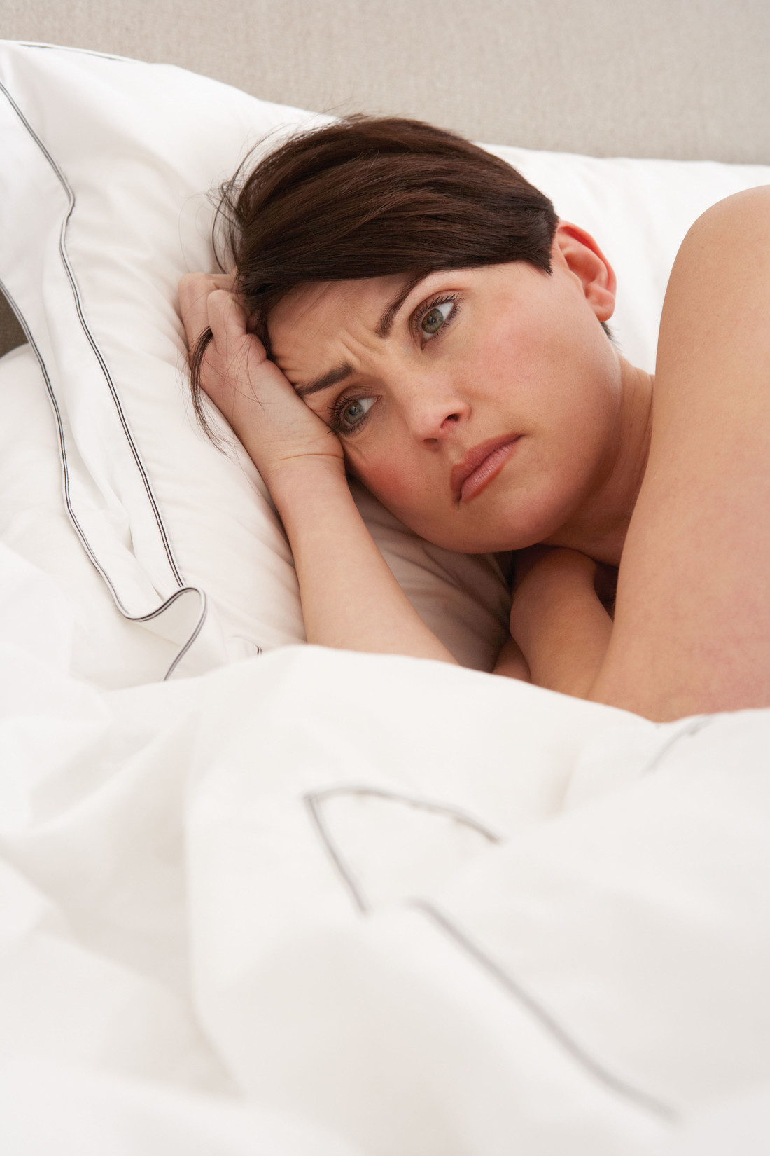 What causes insomnia, how is it treated, and can it lead to other problems?
