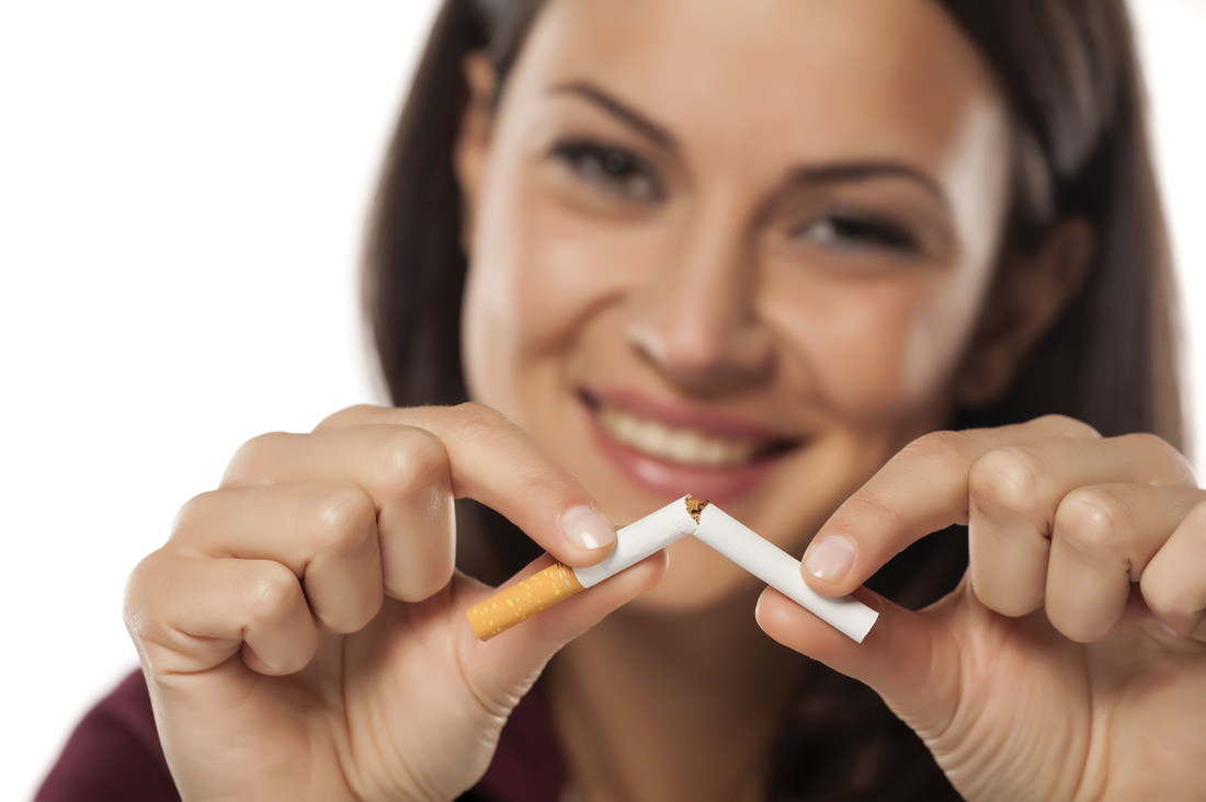 Quit Smoking Now for a lifetime of health benefits