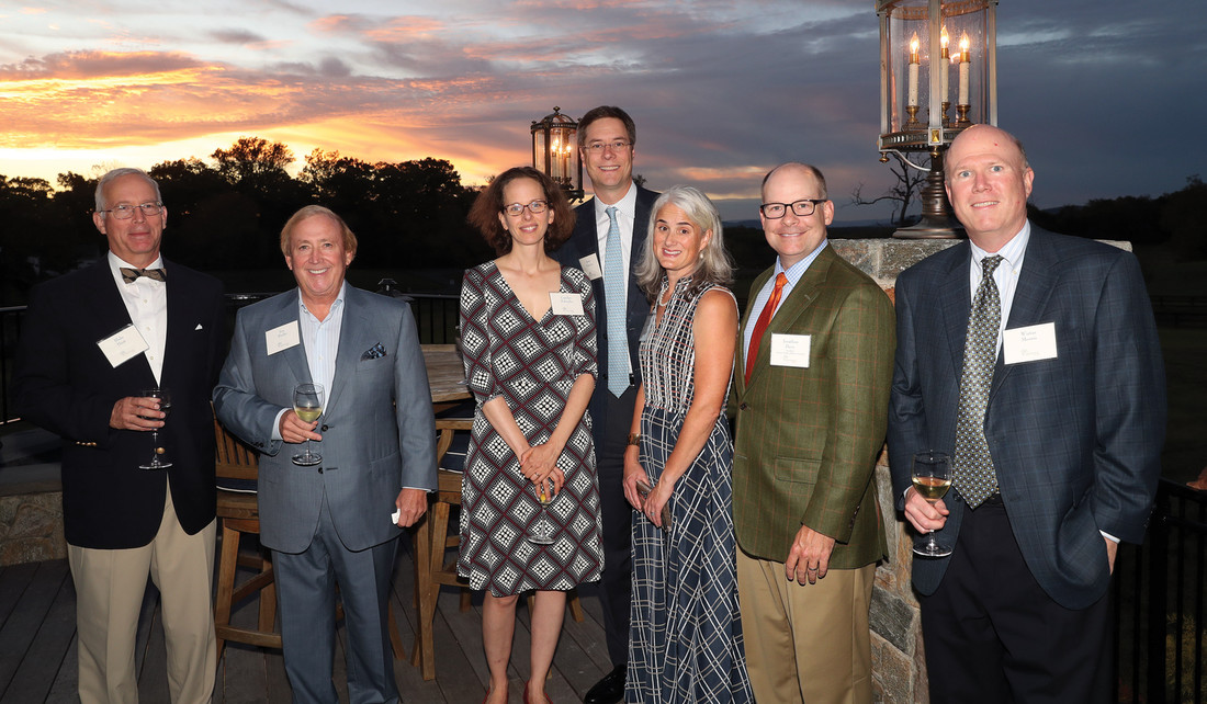 Capstone Society Reception, Dinner and Member Recognition