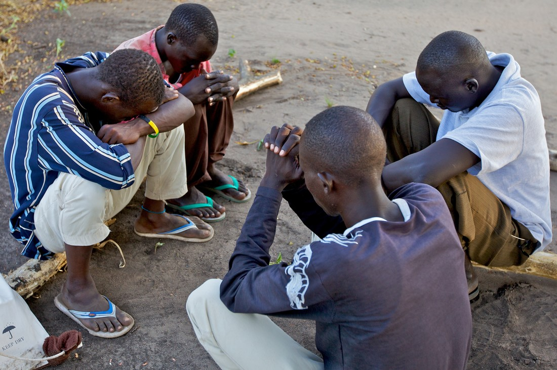 Discipleship in South Sudan
