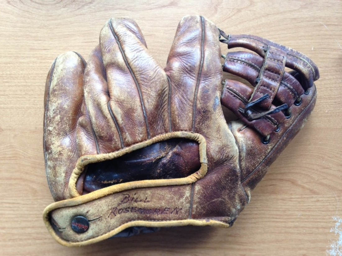 My Father's Glove