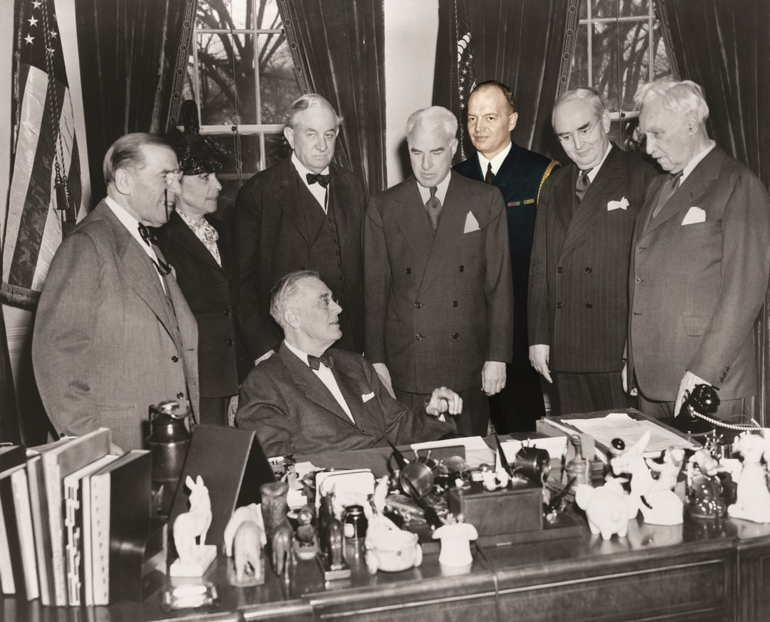 Harold Stassen and the Birth of the United Nations