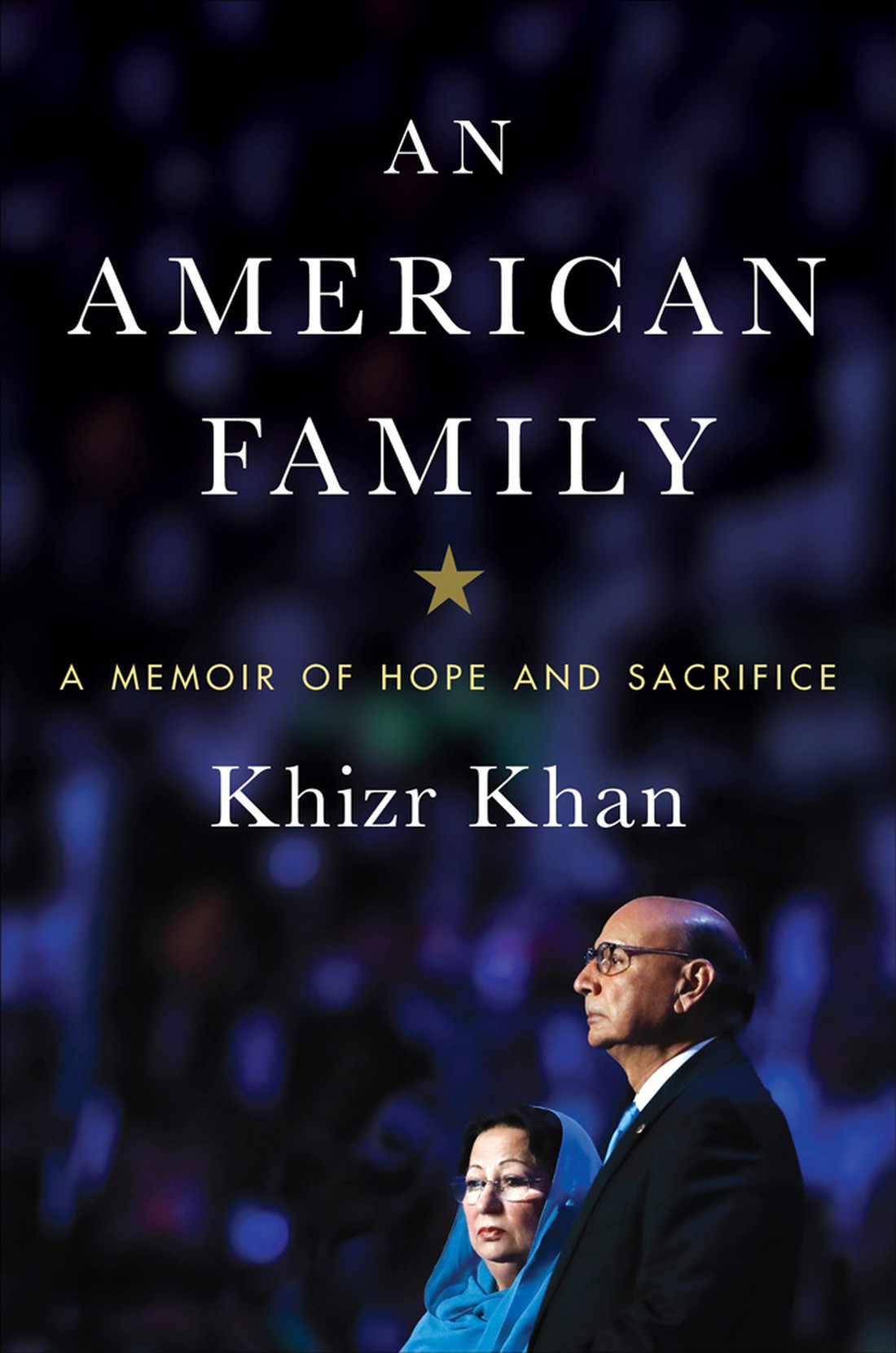 An American Family: A Memoir of Hope and Sacrifice book cover