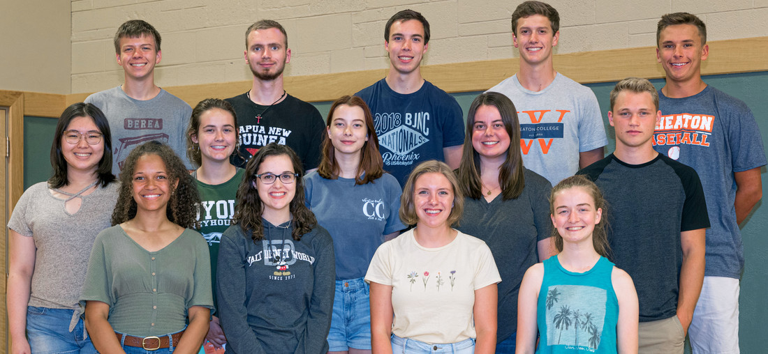 Sons and Daughters of Wheaton College Alumni
