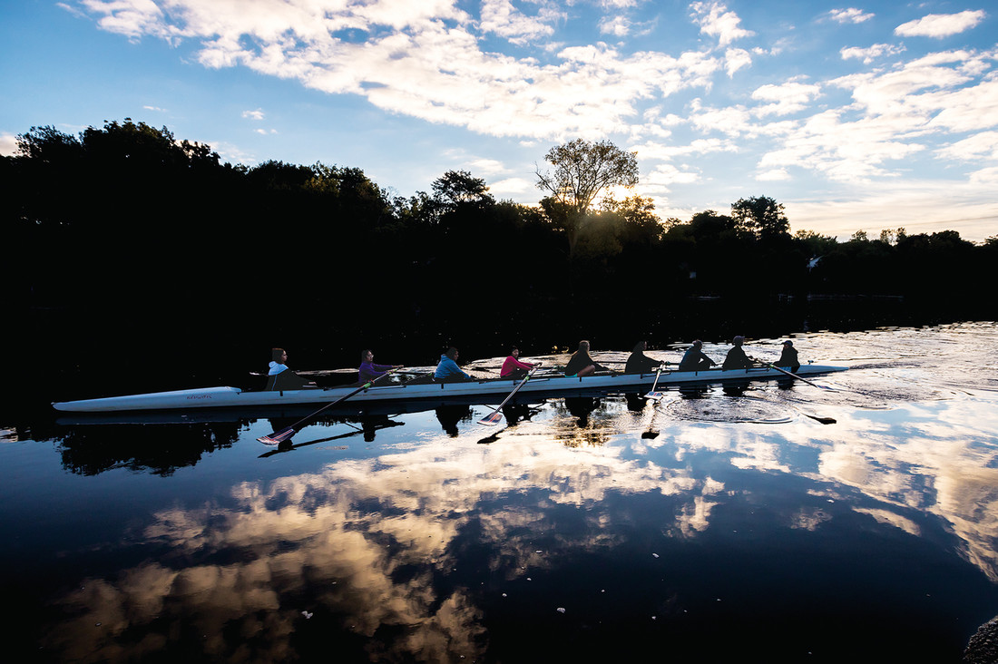Wheaton Crew: A Club Sport with Grit