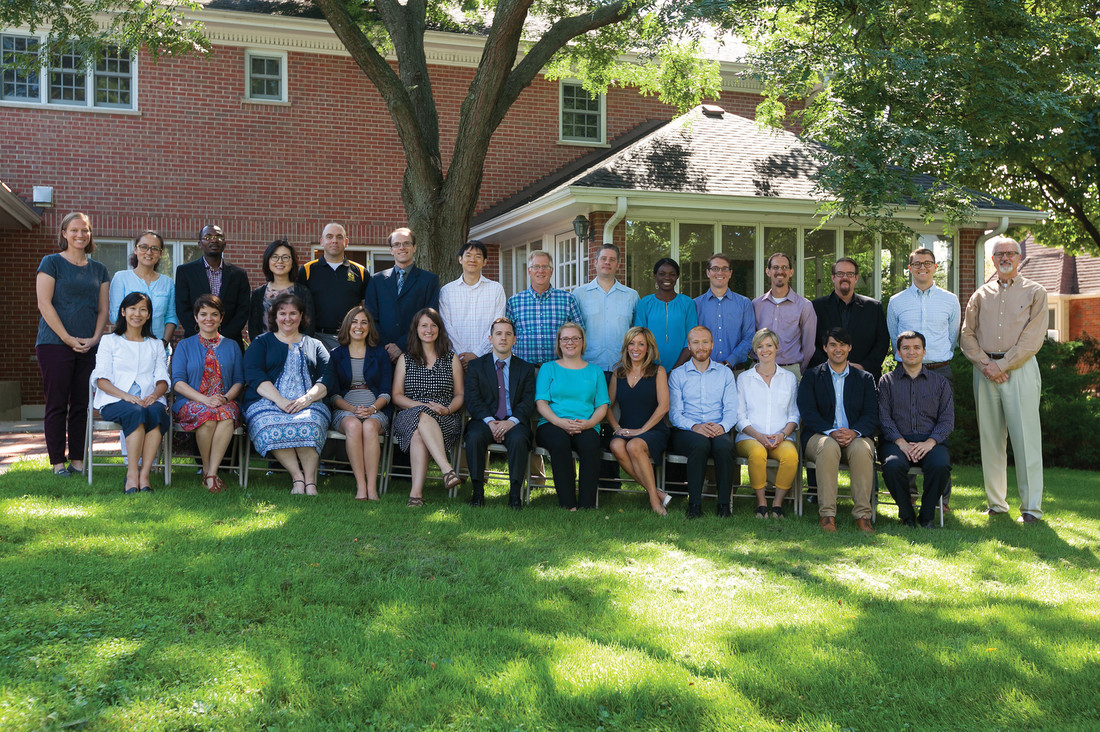 Welcome, New Faculty